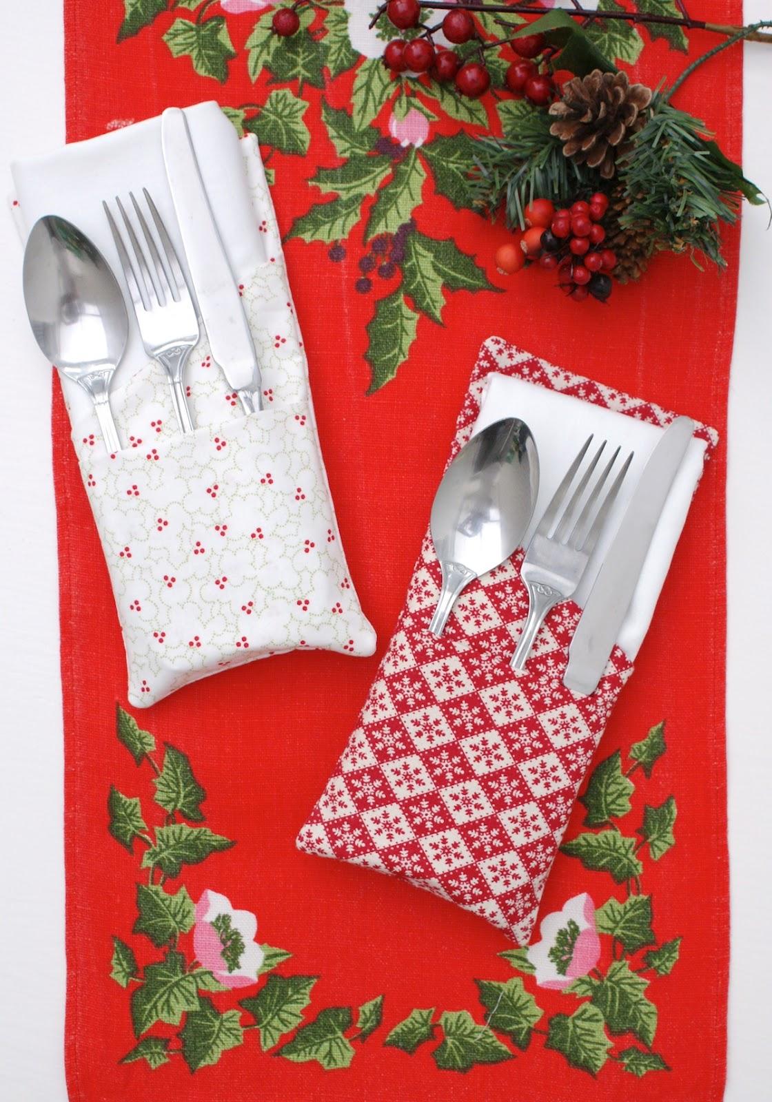 Serviette Falten Weihnachten